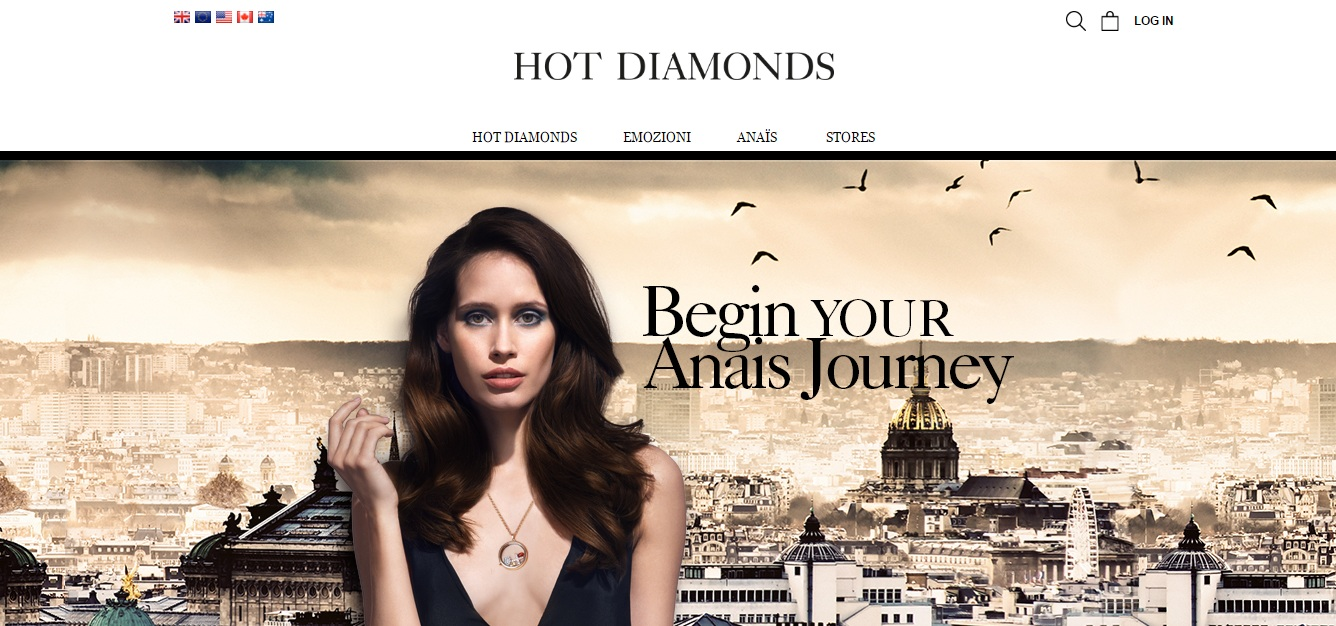 Hot Diamonds Screen Shot