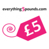Everything 5 Pounds Vouchers